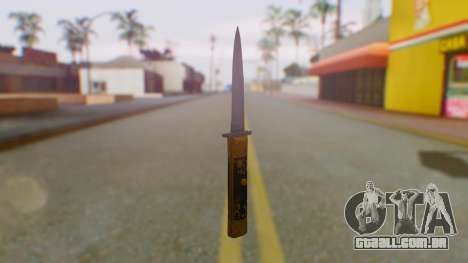 GTA 5 VIP Switchblade para GTA San Andreas