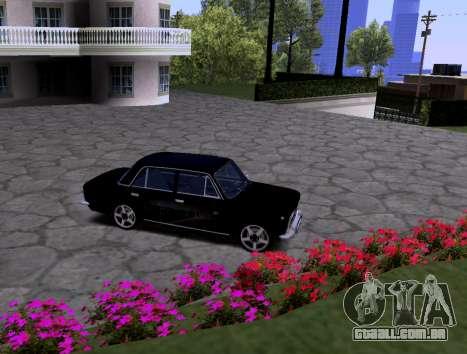 VAZ 2101 KBR para GTA San Andreas