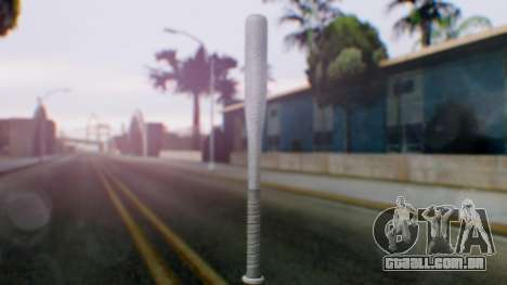 GTA 5 Bat - Misterix 4 Weapons para GTA San Andreas terceira tela