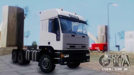Iveco EuroTech v2.0 para GTA San Andreas