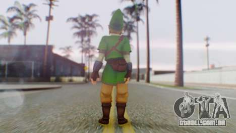 Link para GTA San Andreas terceira tela