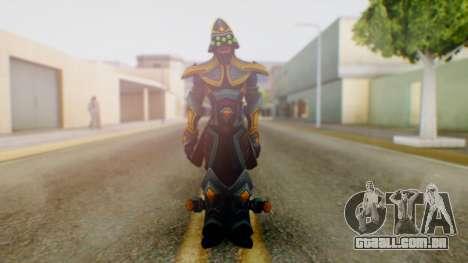 Masteryi League of Legends Skin para GTA San Andreas segunda tela