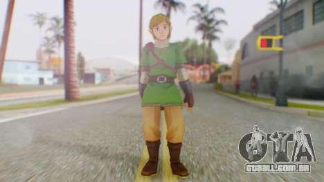 Link para GTA San Andreas segunda tela