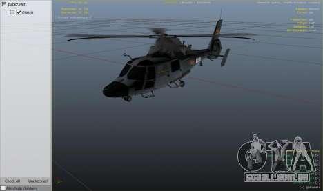 GTA 5 Harbin Z-9 nono screenshot