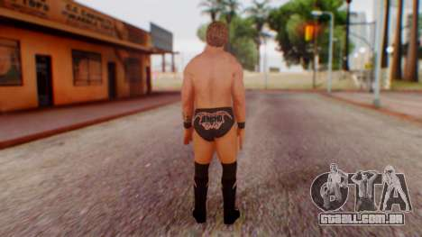 Chris Jericho 2 para GTA San Andreas terceira tela