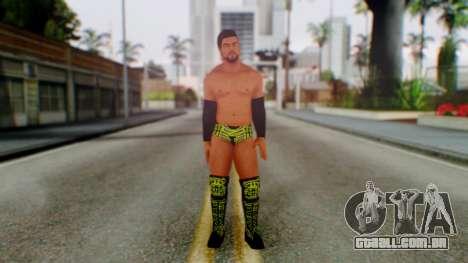 Justin Gabriel para GTA San Andreas segunda tela
