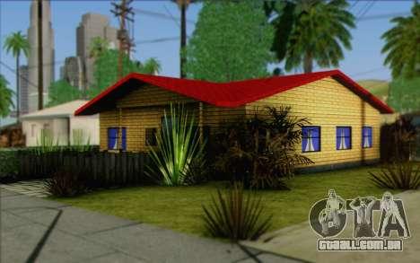 Denise casa nova para GTA San Andreas segunda tela