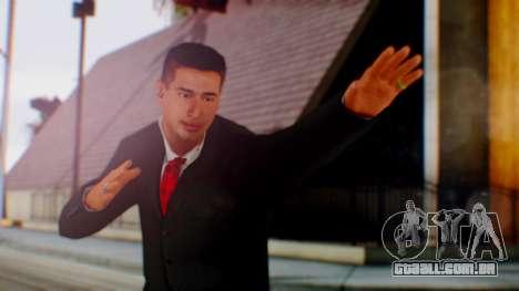 Justin Roberts para GTA San Andreas