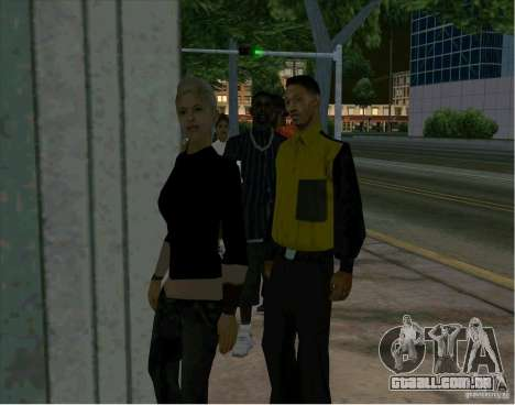 Tudo sobre o cinema para GTA San Andreas terceira tela