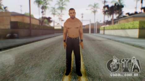 Jinder Mahal 2 para GTA San Andreas segunda tela