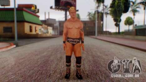 Chris Jericho 2 para GTA San Andreas segunda tela