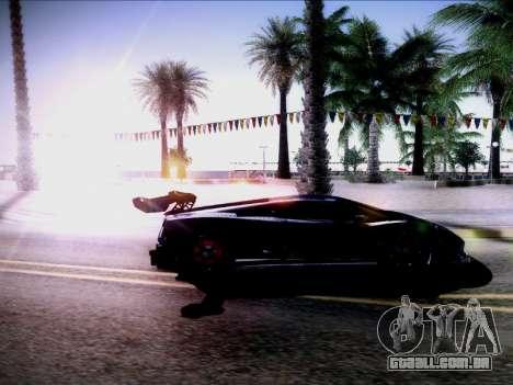 Fixo o pôr do sol para GTA San Andreas