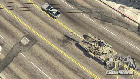 T-90 para GTA 5