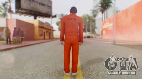 FOR-H Prisoner para GTA San Andreas terceira tela