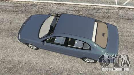 GTA 5 Daewoo Leganza US 2001 voltar vista