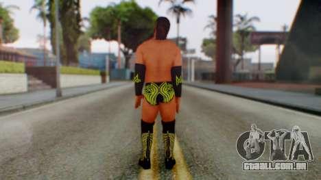 Justin Gabriel para GTA San Andreas terceira tela