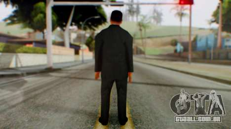 Justin Roberts para GTA San Andreas terceira tela
