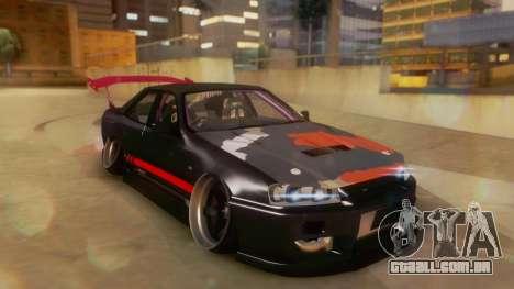 Nissan Skyline GT-R R34 Hella para GTA San Andreas