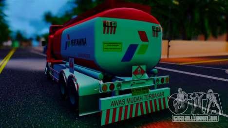 Aero Project Art 0.248 para GTA San Andreas décimo tela
