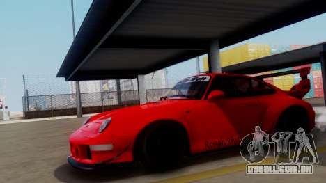 Porsche 993 GT2 RWB Rough Rhythm para GTA San Andreas