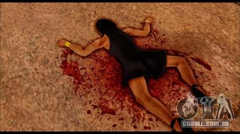 The Best Effects of 2015 para GTA San Andreas segunda tela