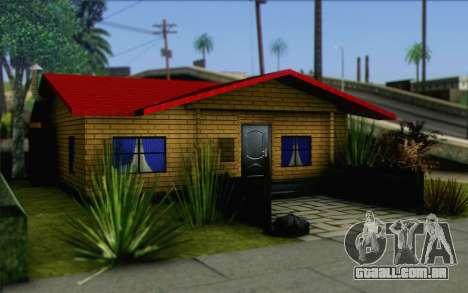 Denise casa nova para GTA San Andreas