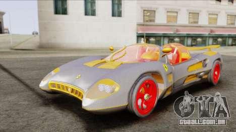Ferrari P7 Carbon para GTA San Andreas
