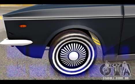 Peykan 1347 Classic para GTA San Andreas vista direita