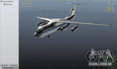 GTA 5 O IL-76 v1.1 nono screenshot