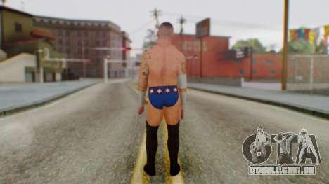 CM Punk 2 para GTA San Andreas terceira tela