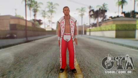 WWE HBK 2 para GTA San Andreas segunda tela