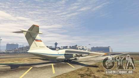GTA 5 O IL-76 v1.1 terceiro screenshot