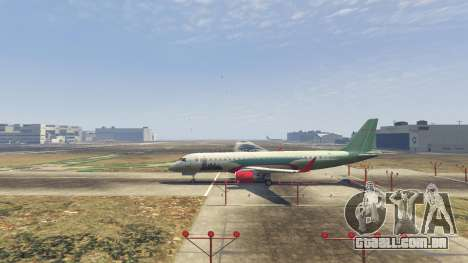 GTA 5 Embraer 195 Wind segundo screenshot