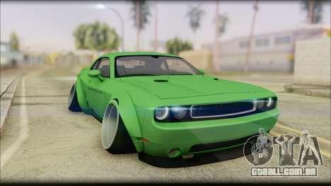 Dodge Challenger LB Perfomance para GTA San Andreas
