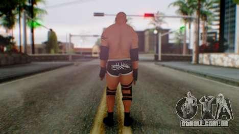 Goldberg para GTA San Andreas terceira tela