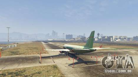 GTA 5 Embraer 195 Wind terceiro screenshot