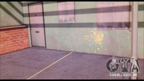 The Best Effects of 2015 para GTA San Andreas terceira tela