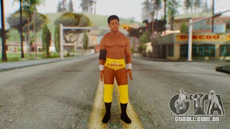 Darren Young para GTA San Andreas segunda tela