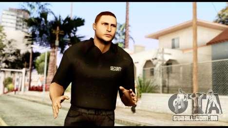 WWE SEC 2 para GTA San Andreas