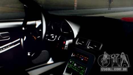 Nissan 240SX Drift v2 para GTA San Andreas vista direita