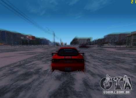 Fast ENB V.31 para GTA San Andreas terceira tela