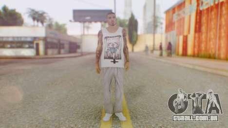 New Cesar HD para GTA San Andreas segunda tela