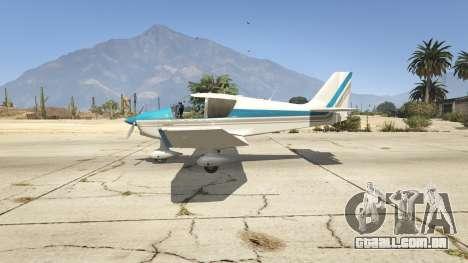 GTA 5 Robin DR-400 segundo screenshot