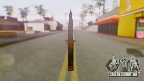 GTA 5 VIP Switchblade para GTA San Andreas segunda tela