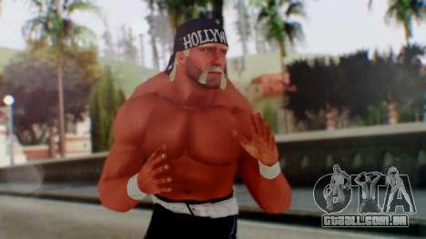 Holy Hulk Hogan para GTA San Andreas