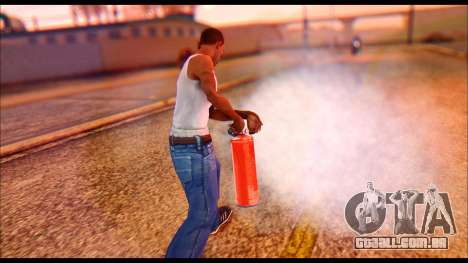 The Best Effects of 2015 para GTA San Andreas sétima tela