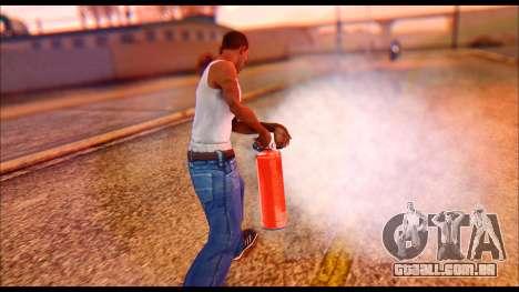 The Best Effects of 2015 para GTA San Andreas sétima tela