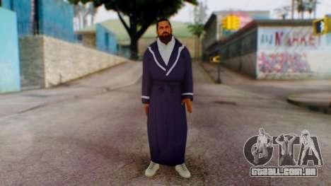 WWE Damien Sandow 1 para GTA San Andreas segunda tela