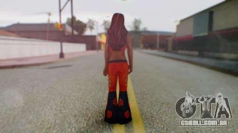 Micki James para GTA San Andreas terceira tela