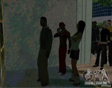 Tudo sobre o cinema para GTA San Andreas por diante tela